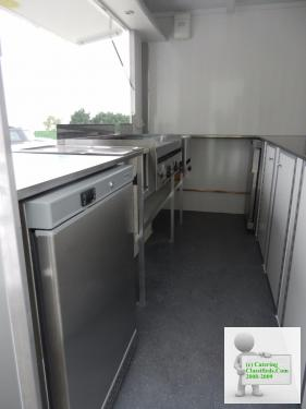 Brand New Mobile Catering Trailer