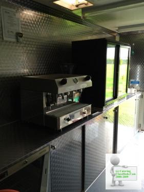 14ft fully equipped catering trailer