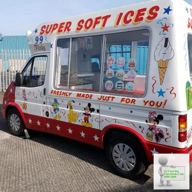 Whippy Van for sale