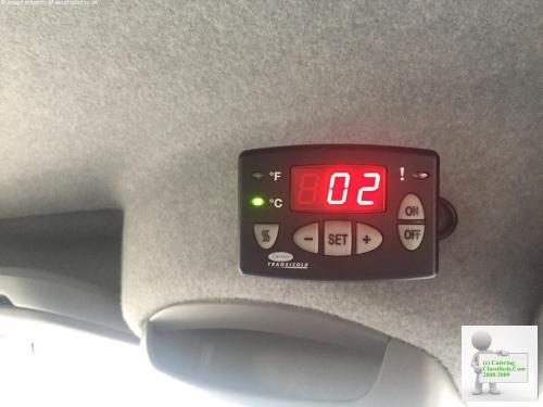 Mercedes-Benz Sprinter 313 CDI MWB Chassis Cab Chiller Box