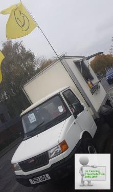 LDV Catering Van
