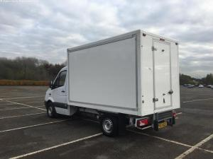 Mercedes-Benz Sprinter 313 CDI MWB Chassis Cab Chiller Box