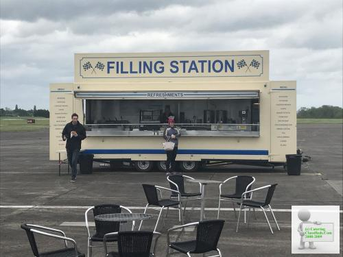20 ft. Mobile Catering Trailer for Sale