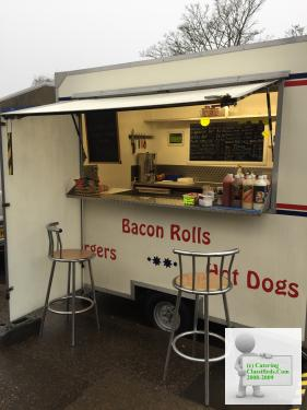 COMPLETE MOBILE CATERING BUSINESS INCLUDING EVENTS & AVAILABLE PITCH