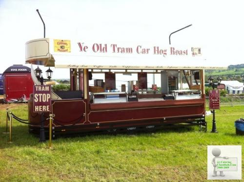 Catering Tram