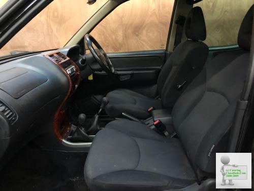 2005 Nissan Terrano 2.7