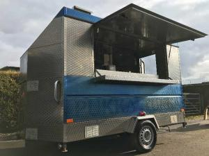 Wilkinson Catering Trailer 12x6
