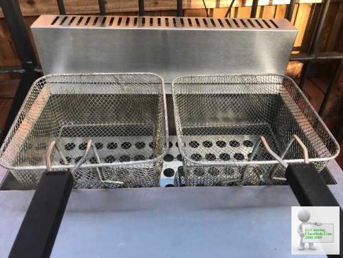 LPG Fryer