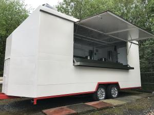 Wilkinson Event Catering Trailer