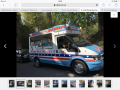 Ice cream van permenant pitch wanted