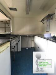 AJC catering trailer for sale