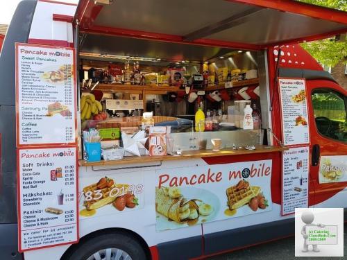 Pancake Van