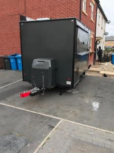 Catering trailer for sale fully rebuilt inside and out comes with 2 pitches
