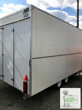 AJC Catering Trailer