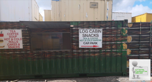 Static Catering Unit