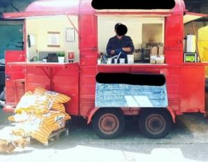 Converted Horsebox  - trailer Street Food/Catering, Mobile Business, Rice