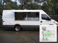 Top of the range catering van in Newcastle upon Tyne