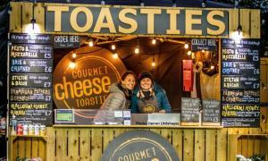 Successful Street Food Business