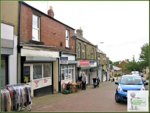 Hot Food Takeaway | RETAIL UNIT | Low Rent | HIGH STREET, FELLING |