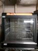 Chicken warmer display cabinet