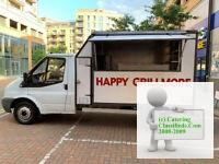 Lovely Food Truck/ Catering Van/ Mobile Kitchen/ Burger Van.