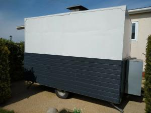 AJC  Catering trailer, Burger van, Snack van. 10 x 6,5 ft