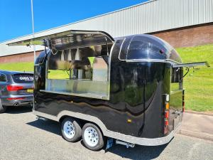 Approved Airstream Trailer Catering Trailer Burger Pizza Bar Coffee Van -