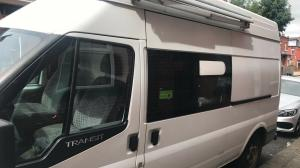 FULLY EQUIPT CATERING VAN