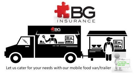 Catering Vehicle/Trailer Insurance