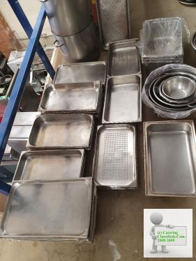 multi catering equipments used