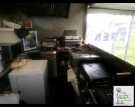 Catering trailer, Complete business ready to trade Inc.Tow vehicle!!