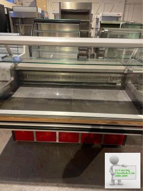 1.5 M Serve over display chiller