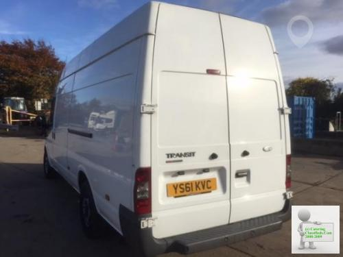 2011 FORD TRANSIT For Sale