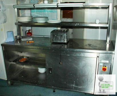 Electric Hot Plate Passthrough