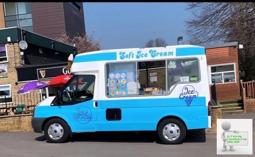 Ferrante Ice cream van