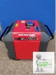 Honda 26iS Generator