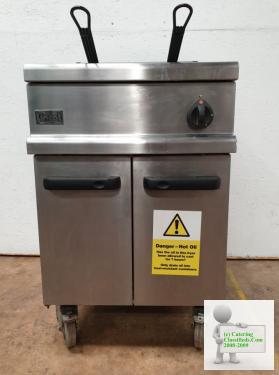 Lincat Natural Gas Fryer