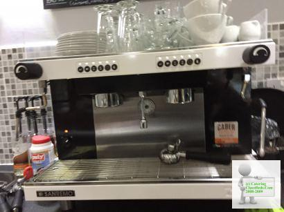 San Remo Zoe Tall Cup Coffee Machine
