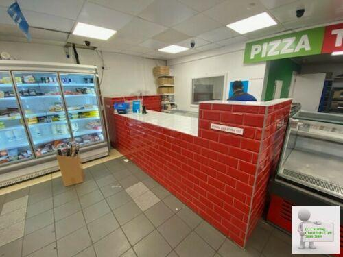 Kitchen Display Counter Unit