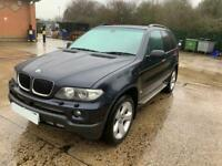 BARGAIN CARBON BLACK M SPORT BMW E53 X5 3.0i LPG AUTO - XENONS / TOW BAR / HEATED MEMORY LEATHER