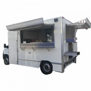 Catering Van Conversions from