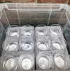 1365x Glassware / Barware - Assorted Quantities and Styles, plus Mobile Bar Accessories