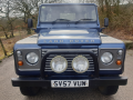 Land Rover Defender 90 Tdci County 2007 Drives A1