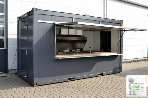 Catering Container from Mobile Units