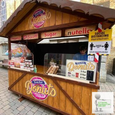 Catering unit - Street Food - Kiosk