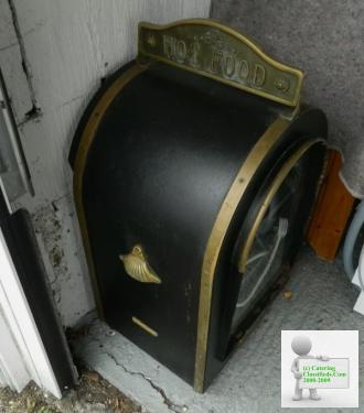 Hot Display Cabinet Warmer