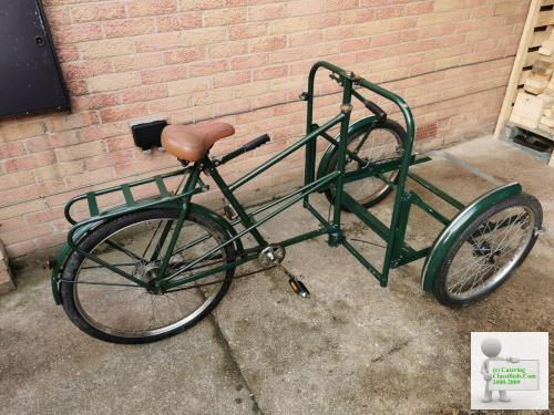Pashley Ice Cream/Cargo Bike