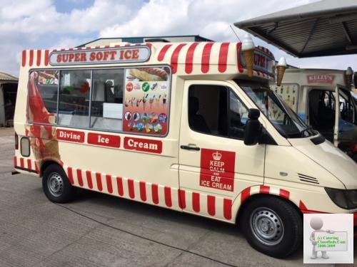 Super Soft Ice Van for sale