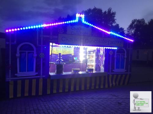 mobile food catering unit