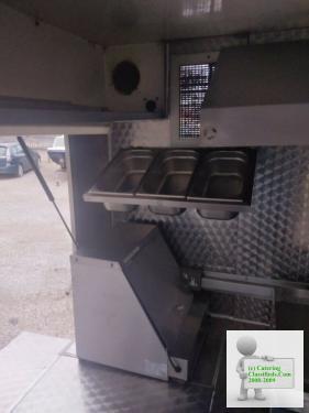 mobile food trailer, food trailer, food truck